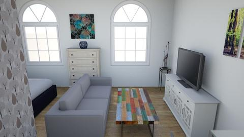 Wohnung 3 - Living room - by brand66