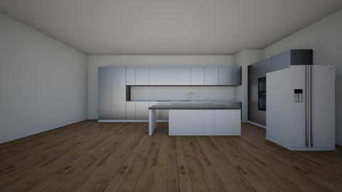 kj - Kitchen - by Aneta Jencova