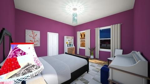 lovely - Bedroom - by sonakshirawat175