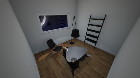 David shell - Living room - by EYSB