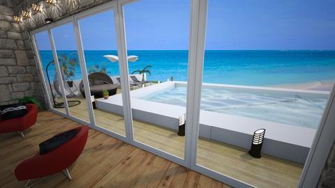 casa de playa - by cristina72
