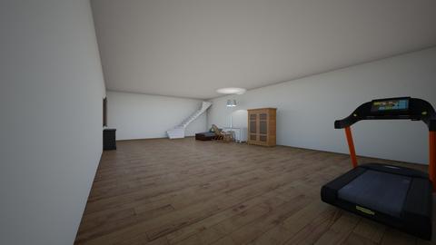 Spanish Bedroom Project - Bedroom - by NickFastov