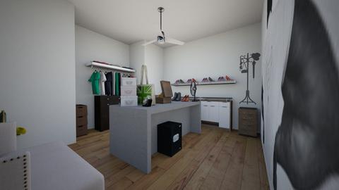 closet - Modern - by derome