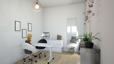 beyoutiful - Office - by Yoni Servayge