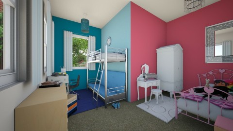 Kids room - Modern - Kids room - by CCPompey