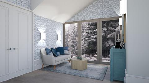 elegance 5 - Modern - Living room - by whoshroy