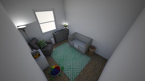 h - Kids room - by lelk