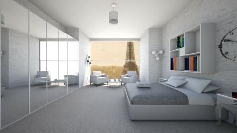 my bedroom - Bedroom - by xzizuxx