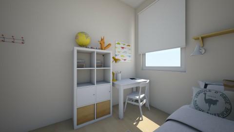 Habitacion - Kids room - by Saradan