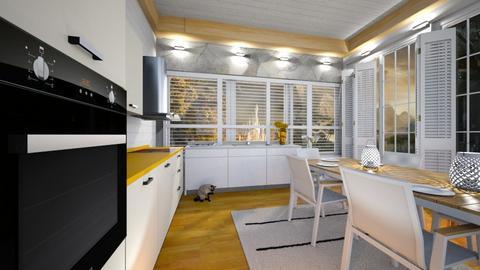 Kitchen - by Yavanna