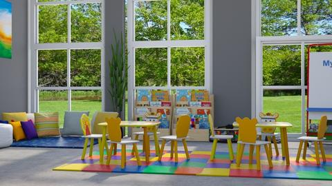 kids cs - Modern - Kids room - by T98