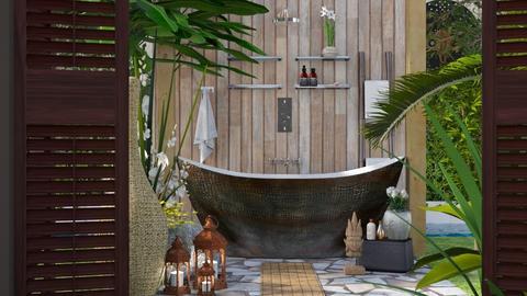 Bali  - by Mum Dali