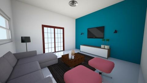 1 room - Living room - by priscila_garrat