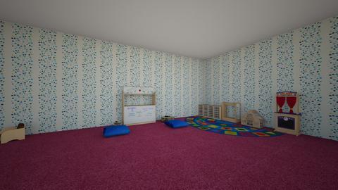 Classroom design  - Kids room - by MRVNTGQTZPAKKVDTNMTWVQBFBXZGYFY