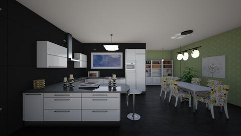 hey - Kitchen - by evalackovic11