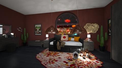 IP Diego2 - Bedroom - by mommamanson