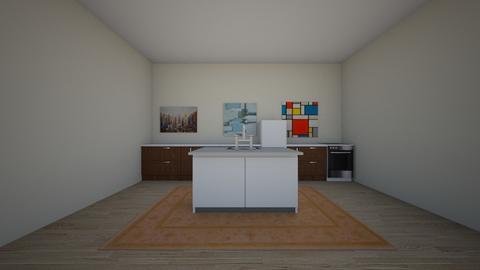 Minimalism Kitchen - Modern - Kitchen - by JustusRose