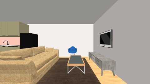 Apartment - by andiavie