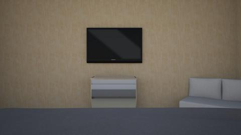k - Modern - Bedroom - by Anelia1601