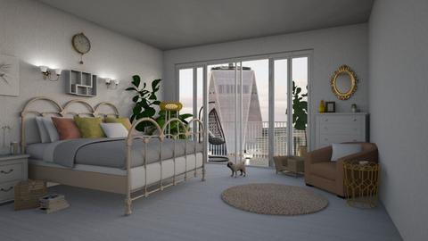 MI034 - Bedroom - by i l o n a