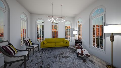 Pari - Living room - by hmgrl