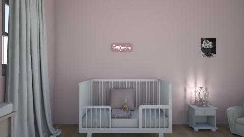 girl nursery angle 2 - by kristenhead141