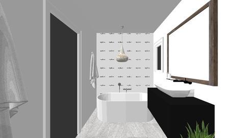 Flett - Bathroom - by nitapearsonnz