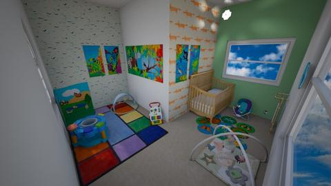 baby - Kids room - by tuttebellie2