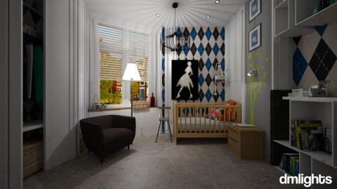 nursery - Modern - Kids room - by DMLights-user-982918