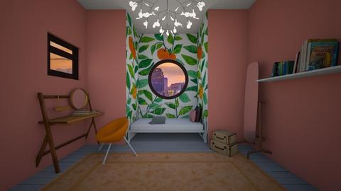 Dream Room - Bedroom - by ilovemycorgi40
