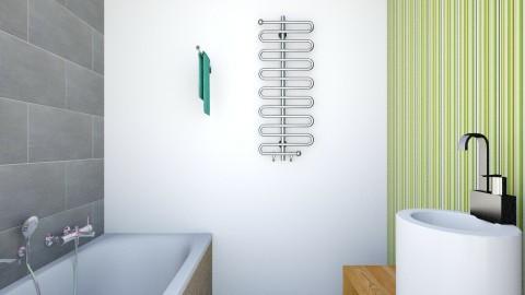 Bathroom - Minimal - Bathroom - by Gw08mainatholl