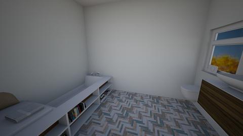 6 - Bathroom - by zozosh2013