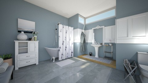 Bathroom - Bathroom - by NatalieH