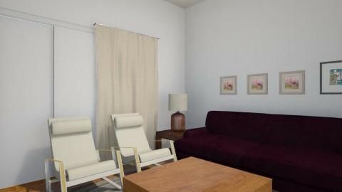 Ile i Bojana - Living room - by Sanja Taukova