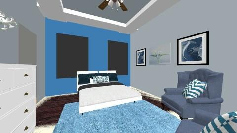 dimensional floor plan - by ayatobero