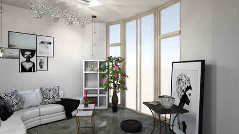 h - Living room - by TeodoraYord