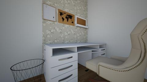 My room - Bedroom - by citlaly padilla