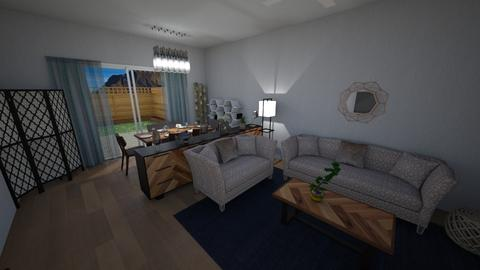 1 - Living room - by cdenton041793