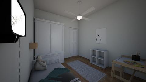 Nitay M 2 - Kids room - by erlichroni