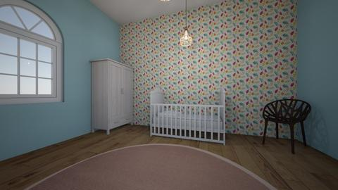 baby - Kids room - by dianamron