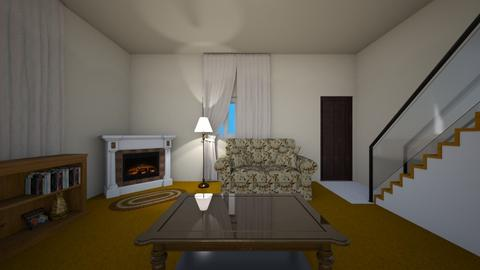 Family Townhome - Living room - by WestVirginiaRebel