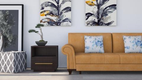 Zoom - Minimal - Living room - by millerfam