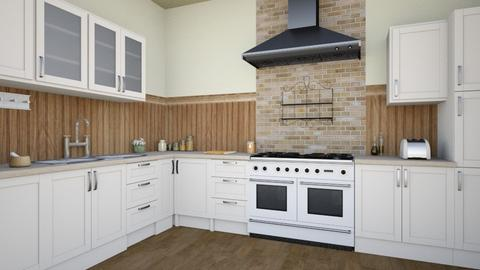 Rustic Kitchen  - Rustic - Kitchen - by Psweets