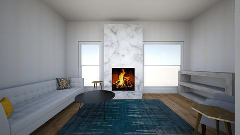 l - Living room - by waelha