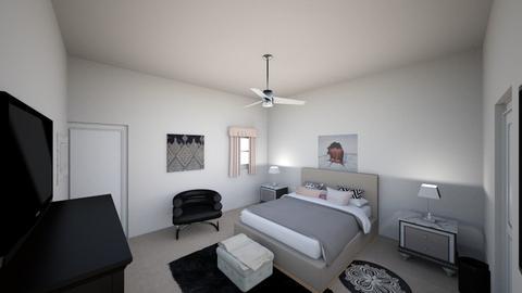 Thomaria Bedroom - Modern - Bedroom - by Teacher Tita