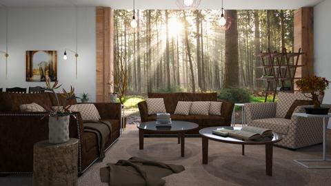 8495 - Living room - by BortikZemec
