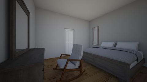 Majongbe bedroom - Bedroom - by matemaandmiamarooms
