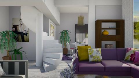 Living 26 - Modern - Living room - by janip