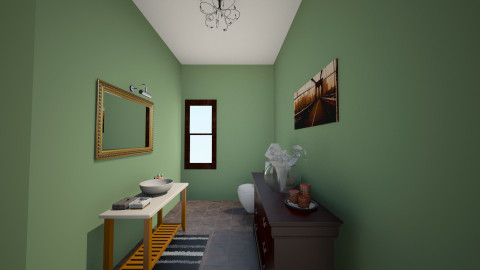 Venus_Washroom - Classic - Bathroom - by vivian wong_172