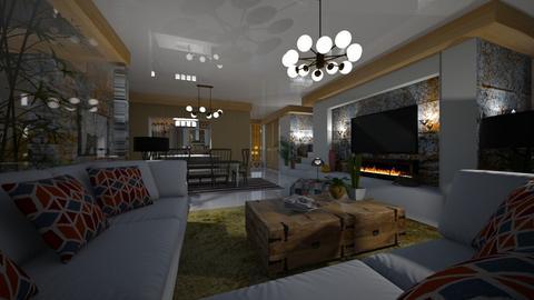 Living - Global - Living room - by nanabpf